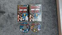 WWF - Best of Raw - Vols. 1 & 2 (DVD 2-Disc Set)Silver Vision, Rare,WWE,WCW,ECW
