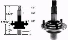 """MTD SPINDLE ASSEMBLY FOR 36"""" RIDING LAWN MOWER GARDEN TRACTOR 717-0900A"""