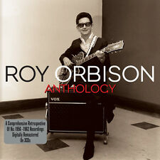 Roy Orbison ANTHOLOGY Retrospective 1956-62 REMASTERED Best Of NEW SEALED 3 CD