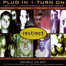 Plug In + Turn On by Various Artists (CD, Mar-1994, 2 Discs, Instinct)