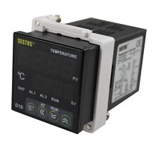 Professional PID Digital Temperature Controller D1S-2R-220 Powerful Function NEW