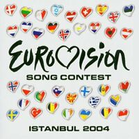 Various Artists - Eurovision Song Contest, Istanbul 2004 - CD album