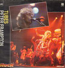 PETER FRAMPTON  - Tubes - IL Rock - Deagostini 1990 LP - A&M
