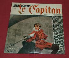 LE CAPITAN  JEAN MARAIS 25 CM FESTIVAL  PIERRE MARTEVILLE