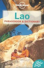 Lonely Planet Lao Phrasebook *IN STOCK IN MELBOURNE - NEW*