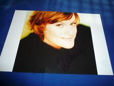 Vesselina kaserova signed autógrafo en persona ópera a4