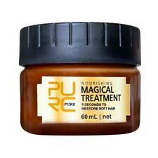 PURC Magical Hair Treatment Mask 5 Seconds Repairs Damage Restore Soft Hair 60ml