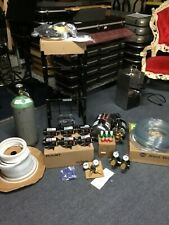 10 button wunder-bar soda system mostly new equipment,mcCanns carb,flojet pumps,