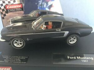 Carrera Ford Mustang GT 1967 VG/Boxed. Scalextric compatible