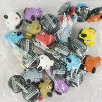 Jibbitz Multicolored Dog Shoe Charms Crocs Sealed Bag Of 25 Wholesale Boy Girl