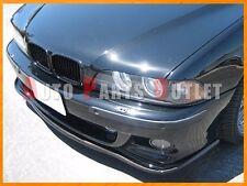 HM Style Carbon Fiber Front Bumper Sploier Lip For 1996-2003 BMW E39 M5 Only
