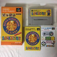 Super Mario Collection,Nintendo Super Famicom SFC SNES [Japan Import]