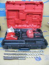 Milwaukee 2717 22hd M18 Fuel High Demand 1 916 In Sds Max Hammer Drill Kit