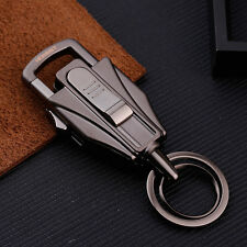 Rechargeable Electric Lighter Car keyring keychain Windproof Flameless Cigarette