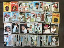 1970 Topps Set (100) BASEBALL CARDS LOT AARON SEAVER * Hi #s * SCRATCH-OFF *