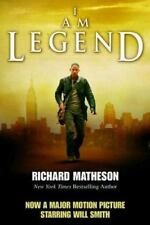 I Am Legend by Richard Matheson (2007, Paperback, Movie Tie-In) FREE shipping!!!