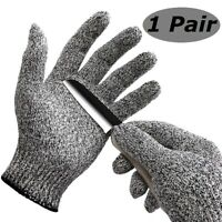 Safety Cut Proof Stab Resistant Gloves Stainless Steel Wire Metal Mesh Butcher