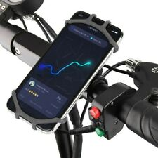 Bicycle & Scooter Handlebar Phone Holder 360° Rotatable Adjustable Mount Stand
