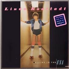 Linda Ronstadt - Living in the USA - NEW *SEALED* 1978 VINYL RECORD Asylum #155