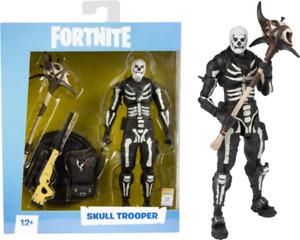 "Fortnite Skull Trooper 7"" Action Figure Epic Games Ninja Skins 31"