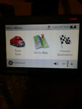 "rand mcnally tnd 530 commercial truck gps ""works great"""