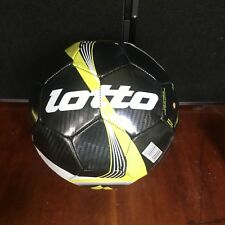 Lotto Soccer Ball  Size 4 in great condition we ship international