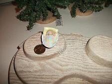 1987 Hallmark Easter Rabbit Asleep In Egg Shell Miniature Ws Patchwork Quilt