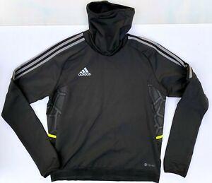 adidas Men's Condivo 22 Pro Training Soccer Top H21274 - Black Size M