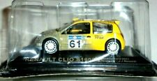 car 1/43 ALTAYA by IXO RENAULT CLIO S1600 #61 ACROPOLIS'03 TIRABASSI NEW BLISTER