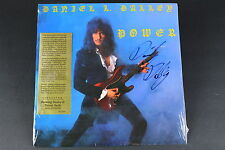 """Daniel L. Dalley """"POWER"""" metal guitar solo album (Autographed original release)"""