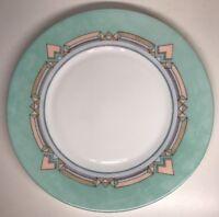 Lot6 De 6 Petites Assiettes Plates Vintage Mint Arcopal France Esso D 19,5 Cm