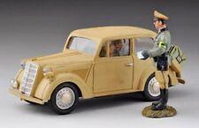 Thomas Gunn WH005 Staff car and FeldGendarme - Retired