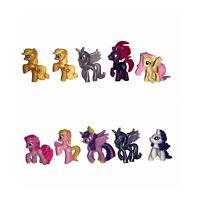 My Little Pony Blind Bag Lot 10 Glitter Unicorn Princess Clean EUC Ships FREE