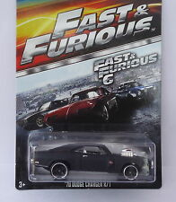 Plastic Fast & Furious Diecast Rally Cars