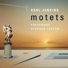 Polyphony Stephen Layton - Karl Jenkins: Motets (NEW CD)