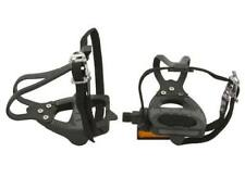 VP Components Pedals with Toe Clips and Straps 9//16 PD6