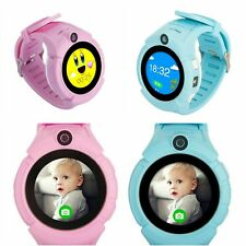 Children Smart Watch Safe-Keeper SOS Call Anti-Lost Monitor Real Time Tracker