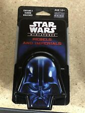 STAR WARS MINIATURES GAME : Rebels and Imperials Booster Pack NEW SEALED