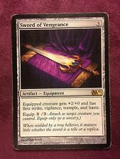 Sword of Vengeance   MTG PLAYED (see scan)