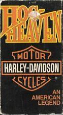 Hog Heaven Harley-Davidson Motor Cycles Motorcycles An American Legend VHS 1989