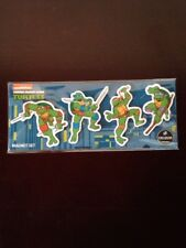 teenage mutant ninja turtles Magnet Set