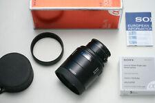 Sony SAL 8/500mm für A-Mount, A-Zustand / nahezu wie NEU!