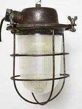 Vintage Retro Industrial Cage Pendant Ceiling Light Lamp -FREE Shipping [PL3171]