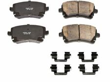 For 2004-2010 Audi A8 Quattro Disc Brake Pad and Hardware Kit Power Stop 41763CD