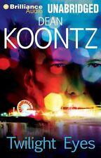 Dean KOONTZ / TWILIGHT EYES    [ Audiobook ]