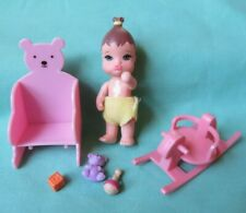 Barbie I Can Be A Photographer Girl Krissy Chrissy Doll +Toy Accessories Lot