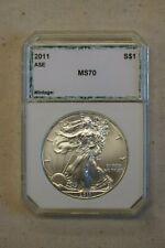 2011 American Silver Eagle. 1 Troy oz .999 Silver