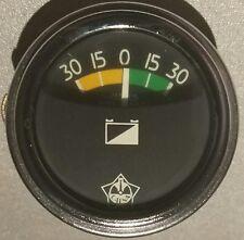 52MM BLACK JAEGER AMMETER - AMPEREMETER AMPERÍMETRO 1008