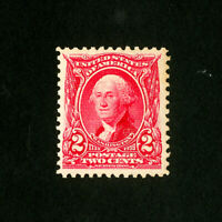 US Stamps # 301 Superb OG NH Choice