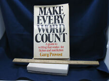 Make Every Word Count by Gary Provost